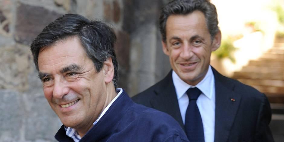 """Nicolas Sarkozy officialise son soutien à François Fillon: """"Il propose un plan puissant, cohérent et juste"""""""