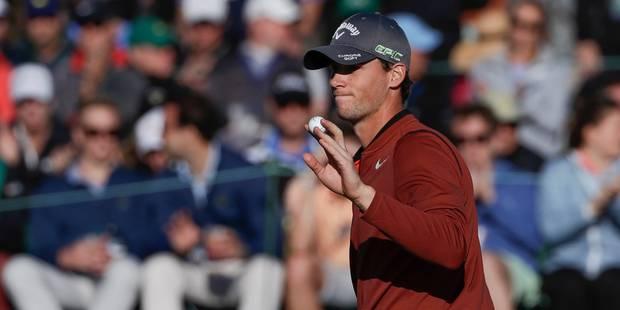 Masters de golf: Thomas Pieters partage la tête à Augusta - La Libre