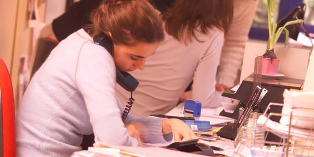 Près de 15.500 Français travaillent comme intérimaires dans des entreprises belges - La Libre