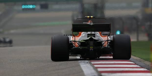 GP de Chine: Victoire d'Hamilton, abandon de Vandoorne - La Libre