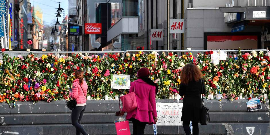 Attentat de Stockholm: Une Lembeekoise de 31 ans parmi les personnes décédées