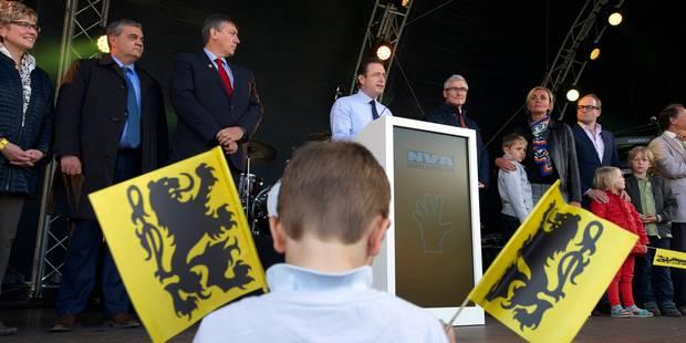 La N-VA, un parti stratégiquement schizophrène - La Libre