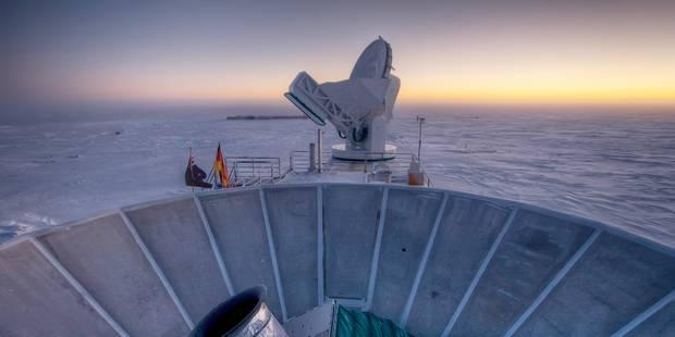 Des chercheurs belges en mission au large des côtes de l'Antarctique - La Libre