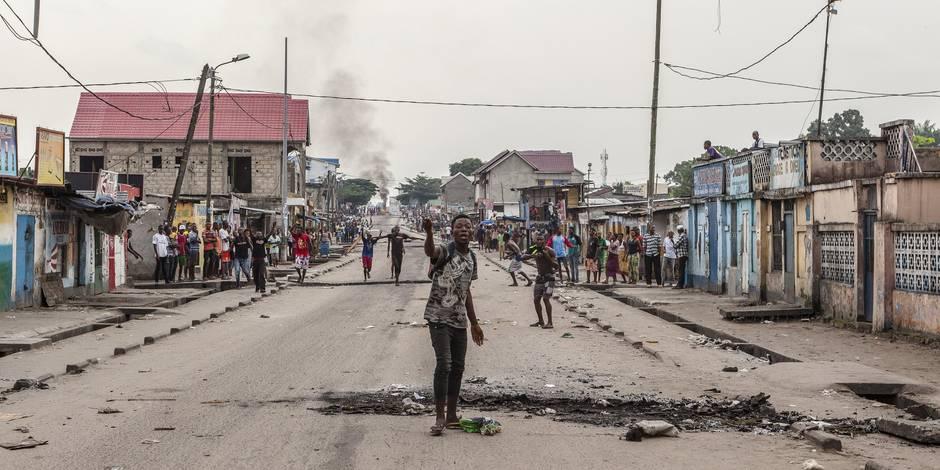 RDC: L'appel à la manifestation sans écho, la bouillonnante Kinshasa est une ville fantôme