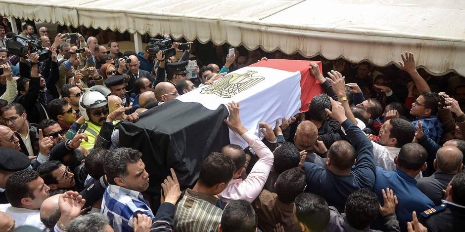 En Egypte, les coptes sont une cible privilégiée des islamistes (ECLAIRAGE)