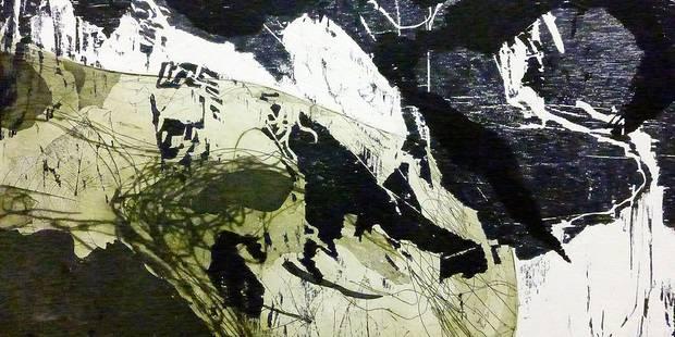 Les univers de deux graveuses réunis dans une exposition - La Libre
