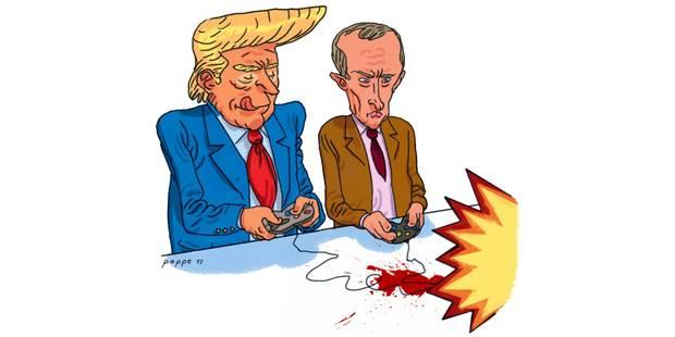 Syrie: Trump et Poutine ne feront pas le printemps (OPINION) - La Libre