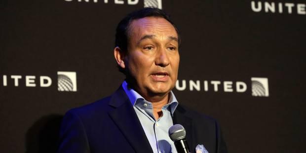 Passager expulsé: le PDG d'United Airlines affirme qu'il ne démissionnera pas - La Libre