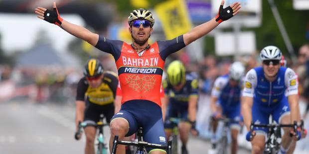 L'Italien Colbrelli remporte la Flèche brabançonne - La Libre