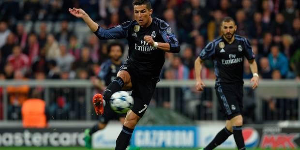 C1: l'Atletico bat Leicester (1-0), Ronaldo assomme le Bayern! (1-2) - La Libre