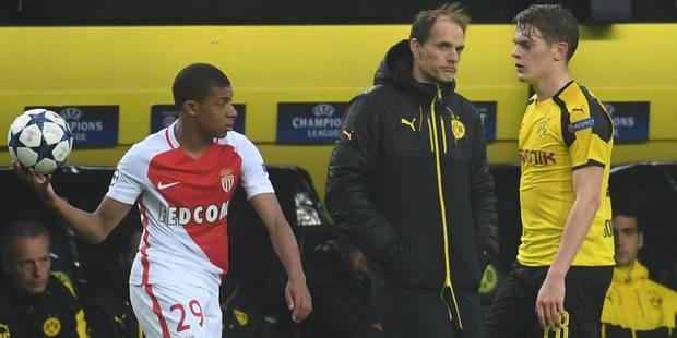 Le coach de Dortmund furieux contre l'UEFA après la défaite face à Monaco - La Libre
