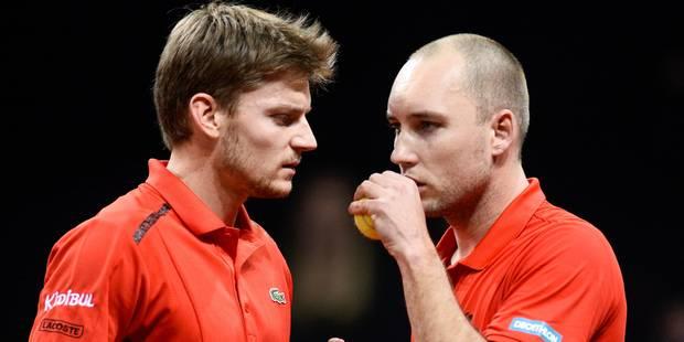 ATP Monte Carlo: Steve Darcis et David Goffin opposés au 1er tour - La Libre