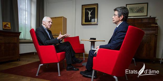 """Etats d'âme avec l'archevêque Jozef De Kesel: """"On ne naît pas chrétien, on le devient"""" - La Libre"""