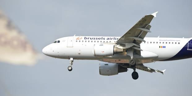 Souffrant d'une défaillance cardiaque, un passager décède lors d'un vol Brussels Airlines - La Libre