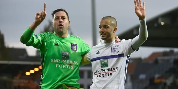Anderlecht ne tremble pas à Ostende (0-1) et met la pression sur Bruges et Gand - La Libre