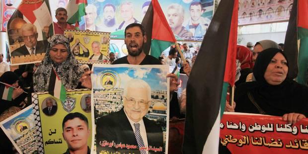 Plus de 1.000 Palestiniens détenus par Israël en grève de la faim - La Libre
