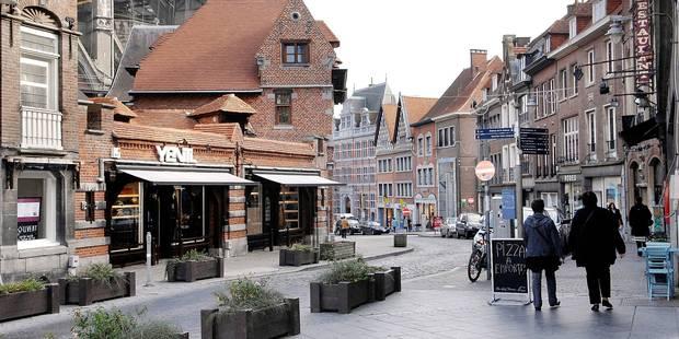 Tournai: La famille humaniste au chevet du commerce malade - La Libre