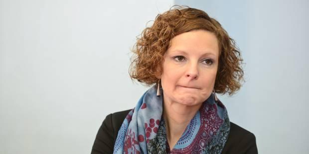 Marie-Martine Schyns dénonce le projet de Bacquelaine sur les conditions de départ à la retraite - La Libre