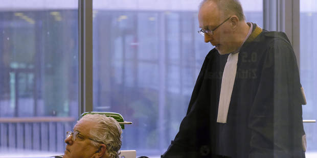 Raf Verstraeten fait bien rire les juges d'instruction - La Libre