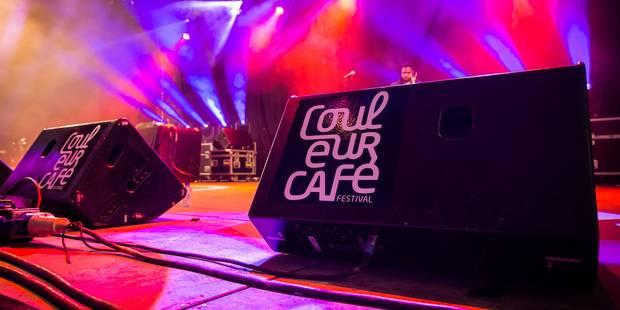 Couleur Café revient aux fondamentaux - La Libre