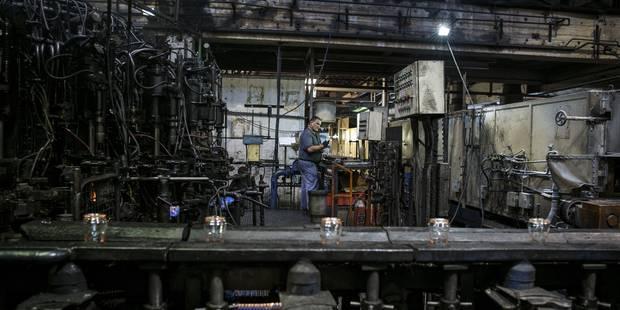 Le gouvernement wallon offre un sursis à Durobor - La Libre