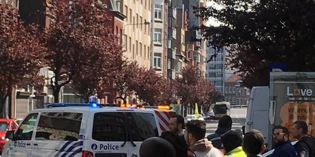 Le colis suspect découvert à Liège ne contenait que des vêtements, alerte levée - La Libre