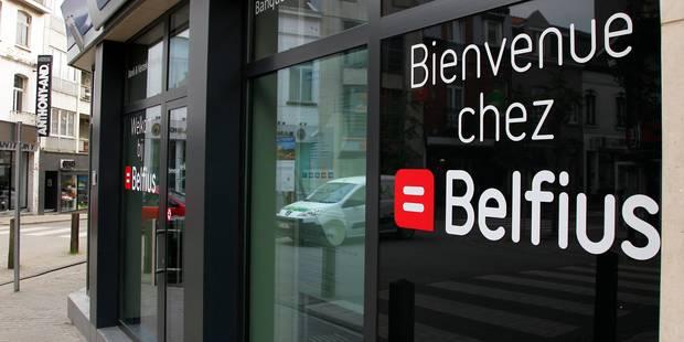 Belfius : l'opposition met la pression - La Libre