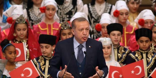 Turquie: Erdogan ravive le spectre de la peine de mort - La Libre