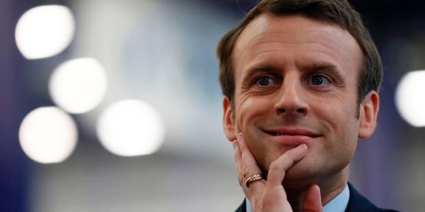 Le phénomène Macron signe la fin du système des partis (OPINION) - La Libre