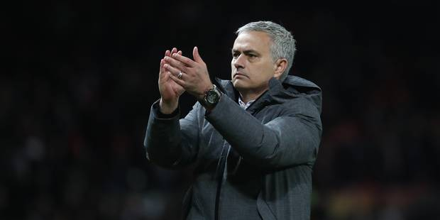 Conquis par les supporters d'Anderlecht, José Mourinho leur rend hommage (VIDEO) - La Libre
