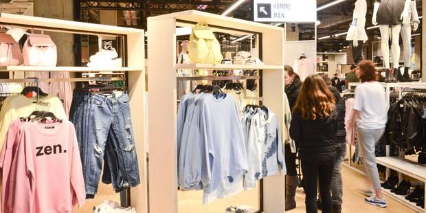 Savez-vous où et comment sont produits vos habits ? - La Libre