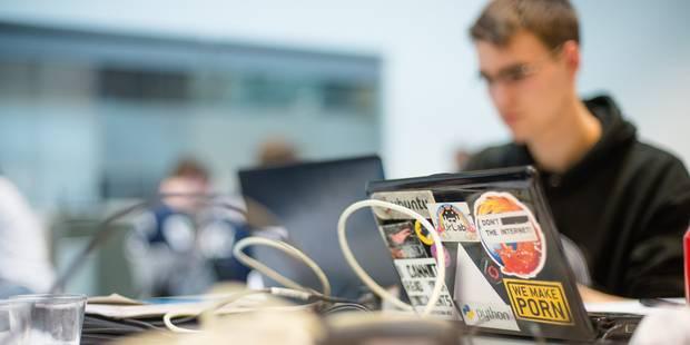 Spécialiste en cybersécurité : un master unique en Belgique et convoité en Europe - La Libre