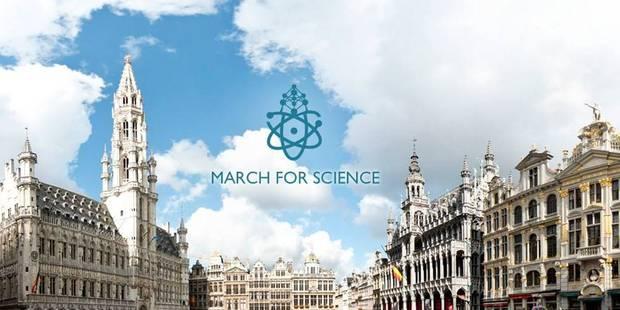 Les lobbys européens ont-ils kidnappé la marche des sciences de Bruxelles ? - La Libre