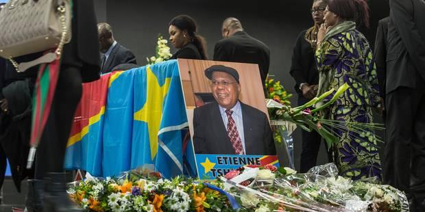 RDC: le retour du corps de Tshisekedi annoncé pour le 12 mai - La Libre