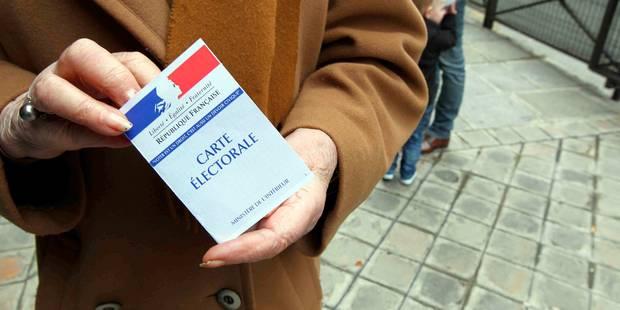 Présidentielle: Les électeurs français aux urnes pour un premier tour à suspense - La Libre