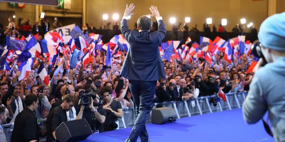 Edito: Une chance pour la France - La Libre