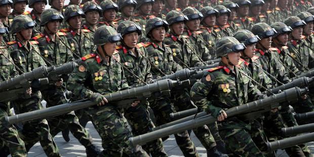 "La Corée du Nord menace les Etats-Unis de les ""rayer"" de la carte - La Libre"