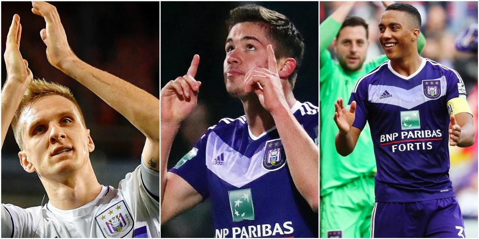 Anderlecht: un jackpot de 75 millions d'euros cet été? - La Libre
