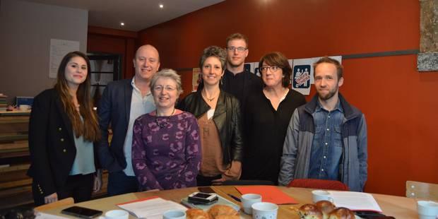 Coralie Ladavid mènera la liste Ecolo - La Libre