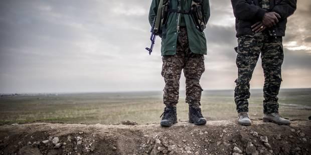 """Raids turcs en Syrie et en Irak: les Etats-Unis """"profondément préoccupés"""" - La Libre"""