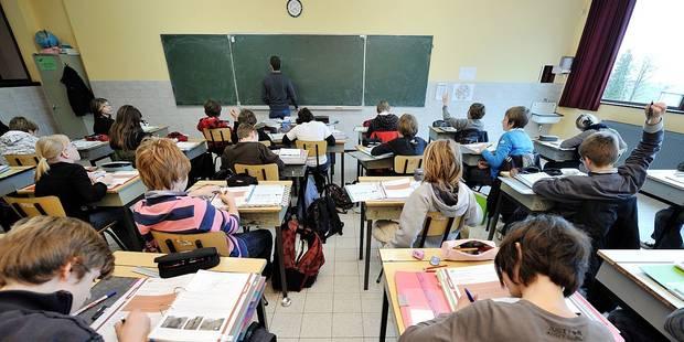 Près d'un millier d'élèves sur liste d'attente - La Libre