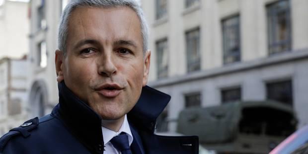 """Lacroix sur le budget : """"Le Fédéral n'a pas fait son boulot auprès de l'Europe"""" - La Libre"""