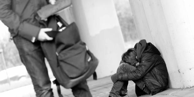 """""""Dans les écoles, le harcèlement fait encore peur aux adultes"""" (INFOGRAPHIE) - La Libre"""