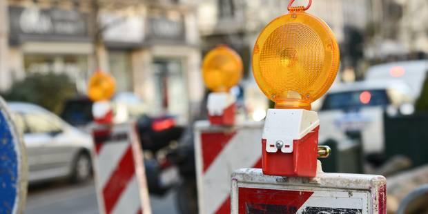 Ottignies-LLN: Les travaux paralysent le centre-ville - La Libre