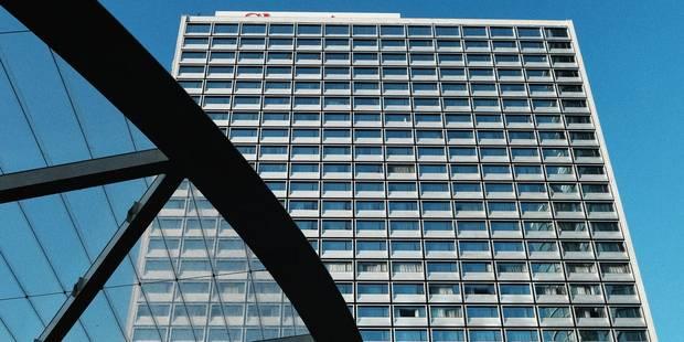 Le Sheraton à Bruxelles: Est-il normal de traiter avec aussi peu d'égards un bâtiment aussi stratégique ? (OPINION) - La...