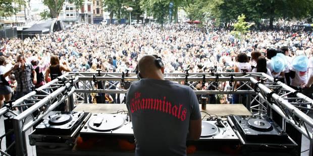 La 17e City Parade le 26 août sous l'Atomium à Bruxelles - La Libre
