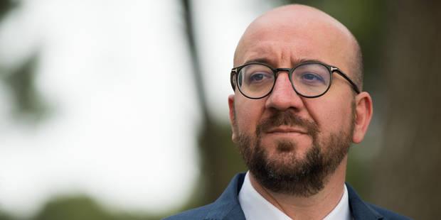 Charles Michel regrette le vote belge en faveur de l'Arabie Saoudite dans la commission femmes de l'ONU - La Libre