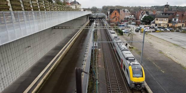 La Wallonie demande une révision du plan RER - La Libre
