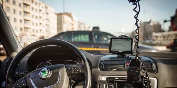 Le Plan Taxi suscite l'intérêt des chauffeurs - La Libre