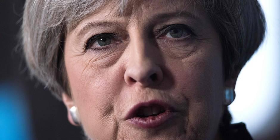 Brexit: Le dîner de la discorde entre Theresa May et de hauts responsables de l'Union européenne